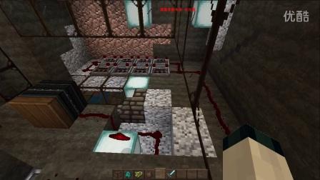 【Minecraft子沫】我的世界1.8籽岷鬼鬼领域服设备大全第2集——籽岷钢琴屋下的刷僵尸村民的设备【简化版】(上)