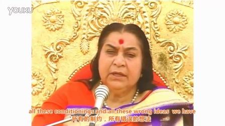 Shri Mataji母亲教大家如何向Shri Ganesha祈祷