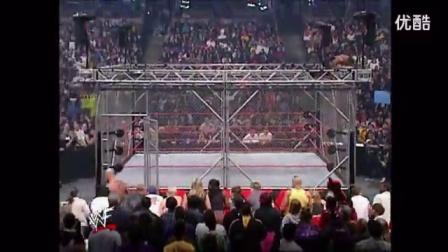 奔跑吧兄弟第四季WWE2016年5月20摔角狂热32送葬者RAW日PPV【路障送葬者】Roa快乐大本营_高清