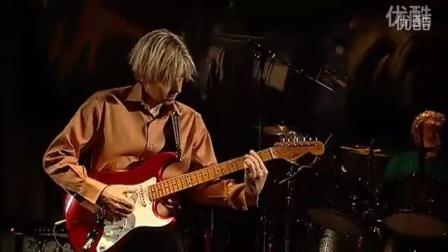 吉他大师的演奏