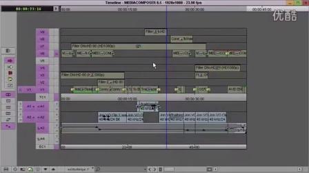 Media Composer 8.5 视频:Add track