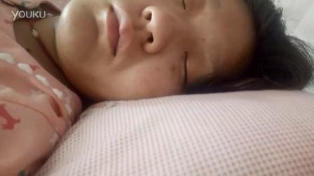 曹标之老婆累了打呼噜