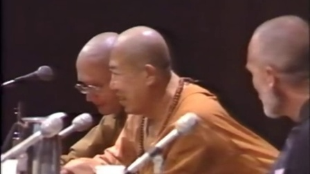 宣化上人 佛教与基督教对话:祈祷与打坐2