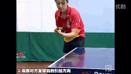 第14集:乒乓球接发球技术