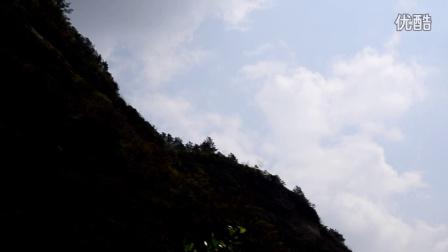 剑门关——风景区地处四川省广元市剑阁县
