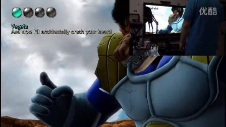 Kinect龙珠Z kincet_超清