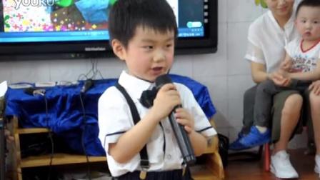 2016年6月1日宜昌市桃花岭幼儿园小二班儿童节拍摄视频