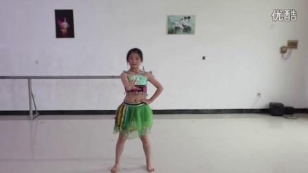 小蜜蜂舞蹈培训中心 喻思敏《响当当》