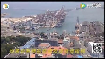 实拍招商局国际投资的科伦坡港长啥样