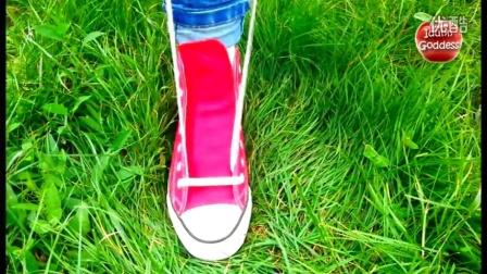 3种花式系鞋带方法,简直帅到没朋友_480P