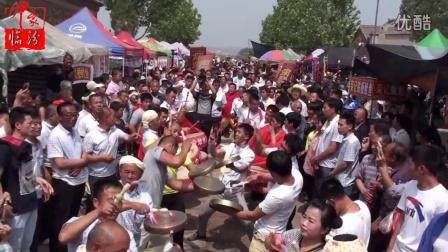 """2016山西洪洞""""接姑姑 迎娘娘""""大型民俗活动之威风锣鼓"""