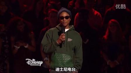 【迪幻出品】2016年迪士尼电台音乐奖颁奖典礼中文字幕