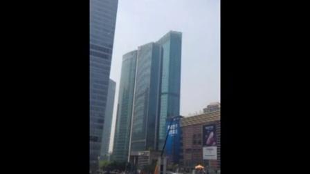 上海陆家嘴29秒视频