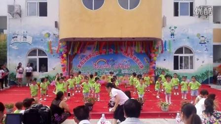 20160601大乌江镇中心幼儿园小班我的身体最神气
