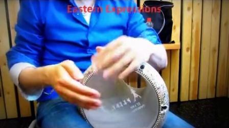 中东鼓Ruben老师教授中东鼓节奏Malfuf的埃及传统和土耳其现代打法