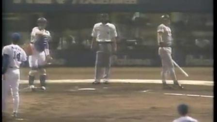 巨人VS中日 94年10.8決戦 落合博満、今中慎二から逆転タイムリーヒット!