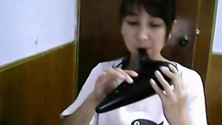陶笛《大鱼》(电影《大鱼海棠》主题曲)——陶笛阳光