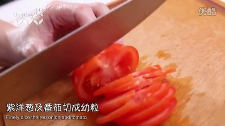#美食#莎莎酱(Salsa sauce)是墨西哥菜肴里...|日日煮DayDayCook