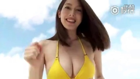 夏天,海滩美女!