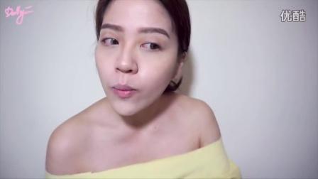 Dolly's MakeUp 混血感甜美妝容分享教學