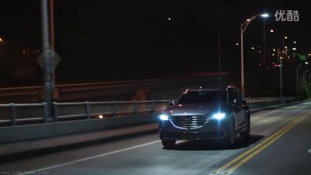 马自达 Mazda CX-9 SUV 驾驶乐趣 活力再现 细节之处 倍感关爱