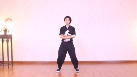 初学太极拳基本功-太极拳入门-松柔九式-罗子真