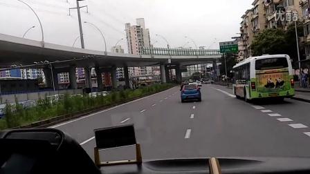 上海巴士三公司[十三车队]867路[S2F_890D(女王)]上海南站(南广场)——莲花路环镇南路