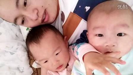 慧和弟和爸