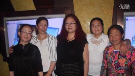 门源县中学八五届初三.三班同学三十年金秋聚会