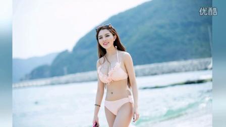赵惟依 - 海边比基尼写真青春丽质