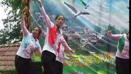 万金理财:云南省金平县马卡坡哈尼族新米节5
