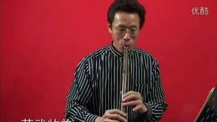 从零起步学吹萧DVD2 吹萧基础教程_买乐器就上:缘乐坊