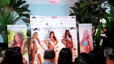 Bikini Contest Video with very sexy girls Halloween Daytona Beach Finals Bikini