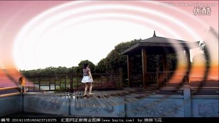 独城蓝玫瑰广场舞 火焰情歌 原创 正反面演示及分解