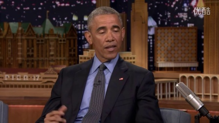 President Obama on 2016 Presidential Race - Toinght Show