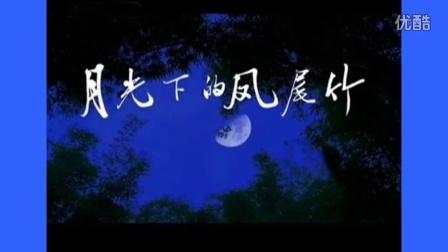 月光下的凤尾竹  巴乌独奏   陈  涛 作曲并演奏