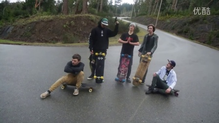 Skate Invasion- Behind the article Wet Cold & Salty - Skate[Slate].TV