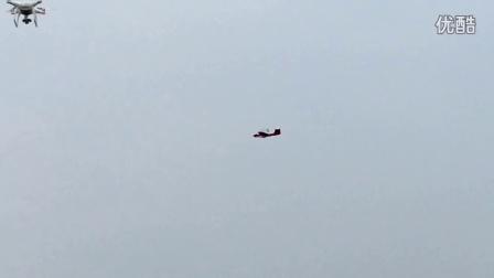 FT test 的sea otter水上飞机