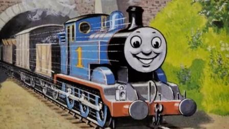 托马斯和他的朋友们原著绘本故事8-托马斯拉捣蛋货车