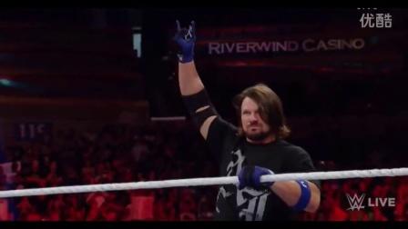 wwe2016年6月14日 WWE2016年6月14日RAW 中文超清