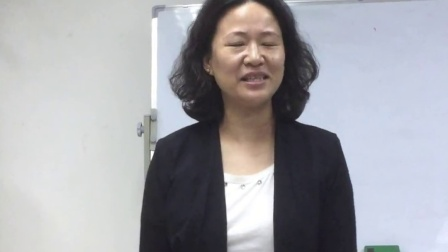 ICLTA优秀学员——闵老师