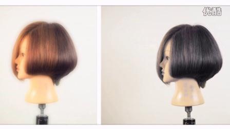 欧式发型如何变成日式发型