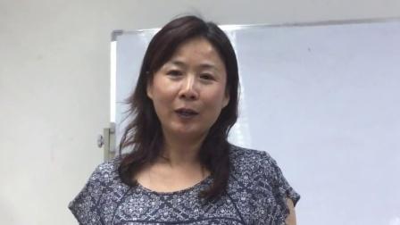 ICLTA优秀学员——张老师