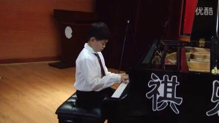 山东威海祺乐艺术培训学校四周年校庆演出