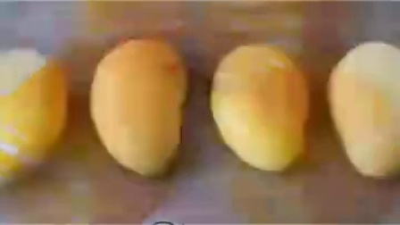 芒果椰汁甜点少女心芒果椰汁千层糕。超简单的材料、易上手的做法