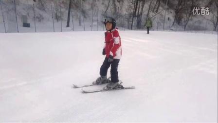 亚布力儿童滑雪高手