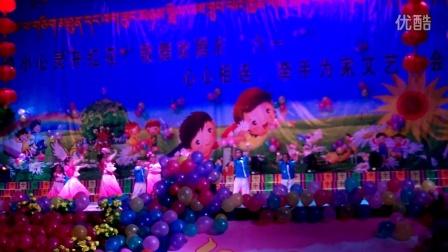 青海省玛多县《六一儿童节》晚会