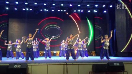 绿芽舞蹈学校 少儿印度舞