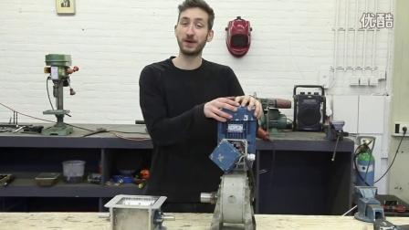Precious Plastic - Build the shredder