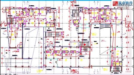 筑业软件建筑、结构施工图识图读图解析(教研楼图纸看图实例讲座)2